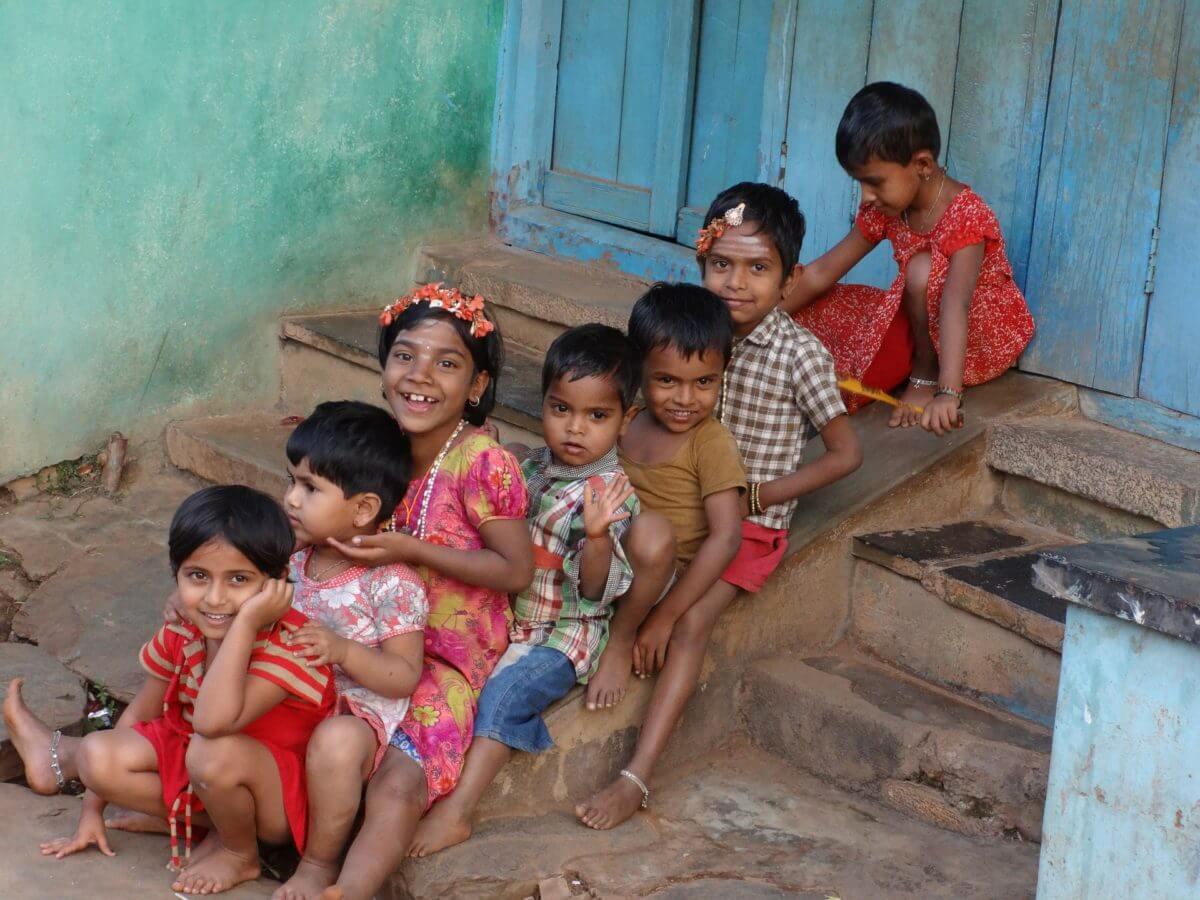 waarom arme kinderen helpen
